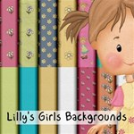 Lillys Girls Backgrounds