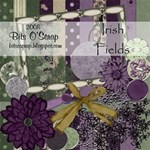 Irish Fields Scrap Kit