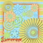 summer (embellishments)