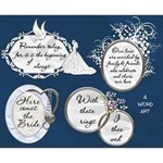 Wedding Word Art #1