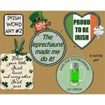 Irish Word Art #2