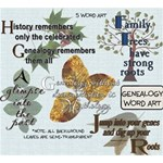 Genealogy Word Art