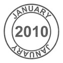 2010 Date Stamps - 01