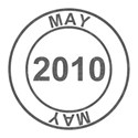 2010 Date Stamps - 05