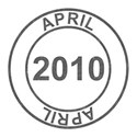 2010 Date Stamps - 04
