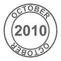2010 Date Stamps - 10