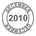 2010 Date Stamps - 12