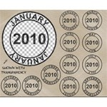 2010 Date Stamps