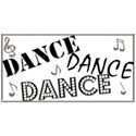 Dance Word Art - 03