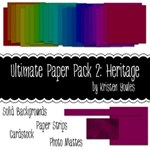 Ultimate Layering Pack 2: Heritage