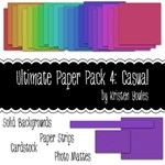 Ultimate Layering Pack 4: Casual