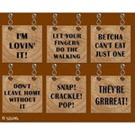 Wood Slogan Signs #2