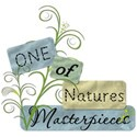 Mother Nature Word Art - 01