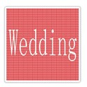weddingred