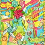 Flowers & Flip Flops MEGA - FREE