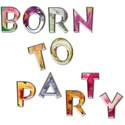 Party Word Art - 03