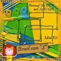 Kit Brasil by Vivis