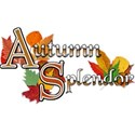 Autumn Word Art #1 - 01