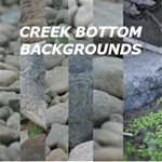 CREEK BOTTOM BACKGROUNDS