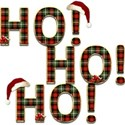 Christmas Word Art #2 - 05