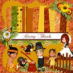 Giving Thanks - a mega Thanksgiving kit