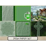 Irish Paper Set