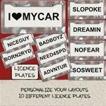 Licence Plates