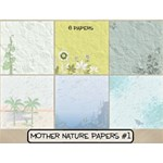 Mother Nature Papers #1