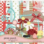 A Picnic Punch free two weeks only 20 scrap pages