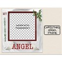 Christmas Angel Frame