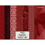 Red Paper Pack #1
