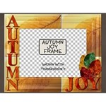 Autumn Joy Frame