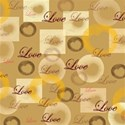 Heart love paper 8x8