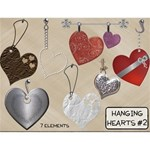 Hanging Hearts #2