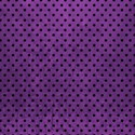 glam ghouls_black & purple polka dot paper