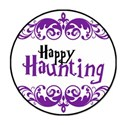 happy haunting tag copy