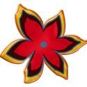 al_al-metal flower