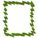 Green zig frame