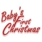 Baby s First Christmas Wordart