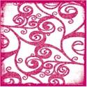 fuschia pink overlay 2