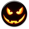 Jackolantern Button