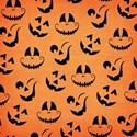 jss_toilandtrouble_paper jack-o-lantern orange