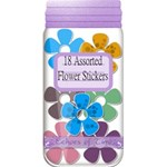 Assorted Flower Stickers