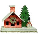 LO5892 nn red brick house snowman 200 dpi