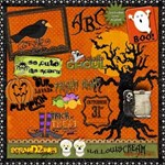 HallowScream ScrapKit!