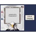 U.S.A. Frame