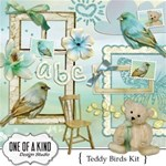 Teddy Birds Kit