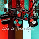 Life is beautiful cover copy