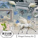 Winged Fantasy Kit