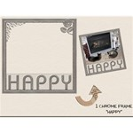 Chrome Frame - Happy
